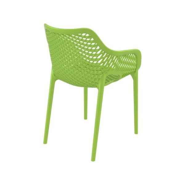 Aero Green Chair 9
