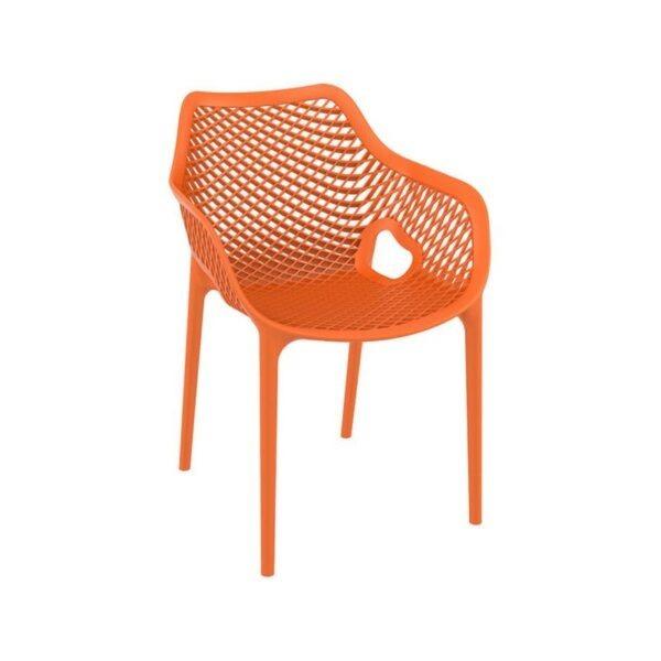 Aero Orange Chair 10