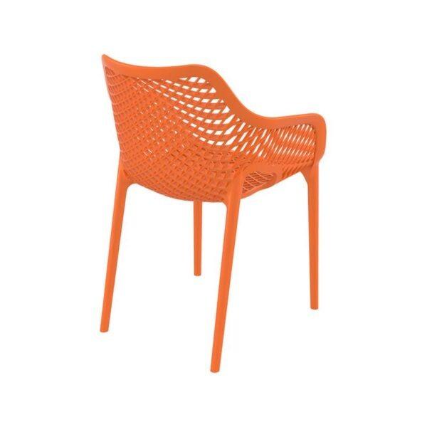 Aero Orange Chair 12