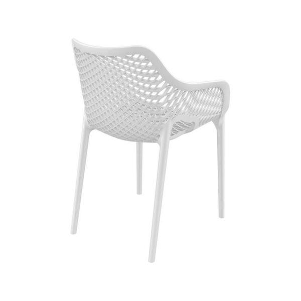 Aero Arm Chair white 21