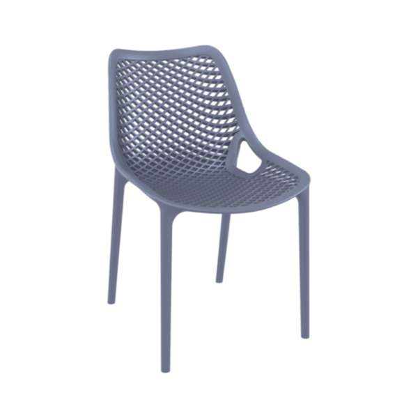Aero Anthracite Chair 1