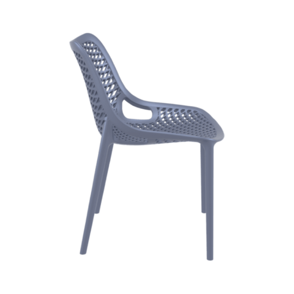 Aero Anthracite Chair 2