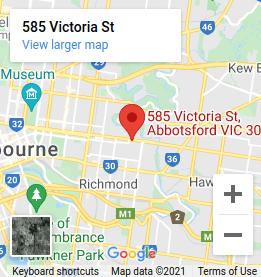 Strand Furniture Showroom Melbourne